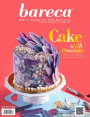 Bareca Bakery Resto Cafe Magazine Cover February 2019