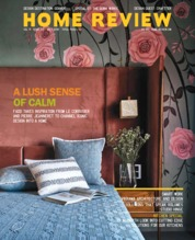 HOME REVIEW Magazine Cover July 2018