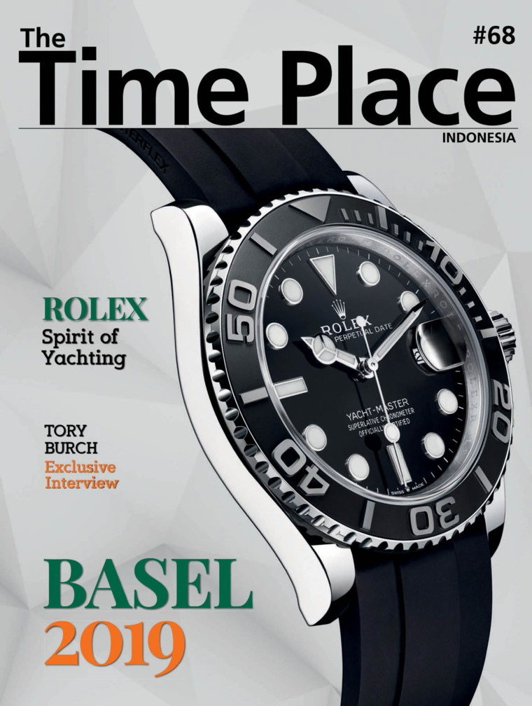 Majalah Digital The Time Place Indonesia ED 68 Mei 2019