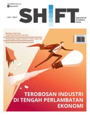Shift Magazine Cover ED 01 March 2017