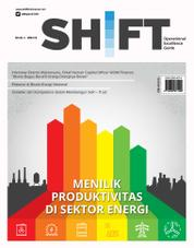 Shift Magazine Cover ED 03 September 2017