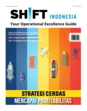 SHIFT Indonesia Magazine Cover ED 02 June 2018