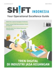 SHIFT Indonesia Magazine Cover ED 04 November 2018