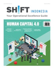 SHIFT Indonesia Magazine Cover ED 02 April 2019