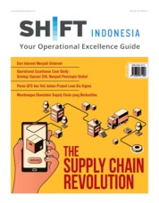 SHIFT Indonesia Magazine Cover ED 03 July 2019