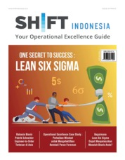 SHIFT Indonesia Magazine Cover ED 04 September 2019