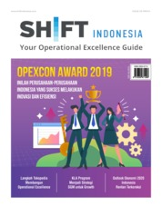 SHIFT Indonesia Magazine Cover ED 05 December 2019