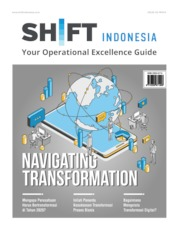 SHIFT Indonesia Magazine Cover ED 02 April 2020