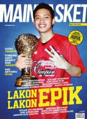 MAINBASKET Magazine Cover ED 23 2014