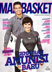 MAINBASKET Magazine Cover ED 26 2014