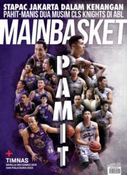 Cover Majalah MAIN BASKET