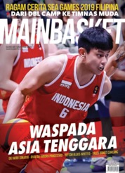 MAIN BASKET Magazine Cover ED 88 January 2020