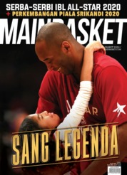 MAIN BASKET Magazine Cover ED 90 March 2020