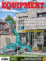 EQUIPMENT Indonesia Magazine Cover December 2019