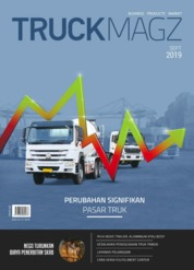 Cover Majalah TRUCK MAGZ ED 63 September 2019