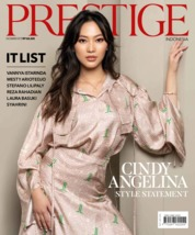 Prestige Indonesia Magazine Cover December 2019