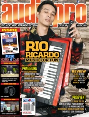 Audiopro Magazine Cover December 2019
