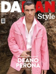 DAMAN Style Magazine Cover ED 07 April 2020