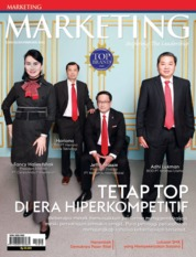 MARKETING Magazine Cover February 2020