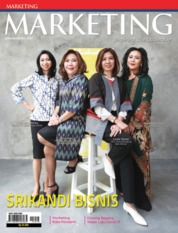 Cover Majalah MARKETING Mei 2020