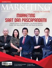 Cover Majalah MARKETING Juni 2020