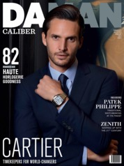 DAMAN Caliber Magazine Cover ED 06 November 2019