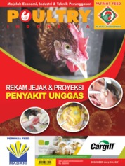 POULTRY Indonesia Magazine Cover December 2019