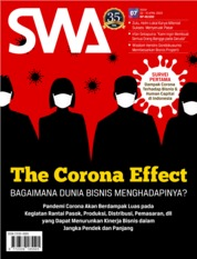 Cover Majalah SWA ED 07 April 2020