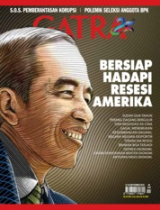 GATRA Magazine Cover ED 46 September 2019