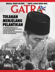 GATRA Magazine Cover ED 48 September 2019