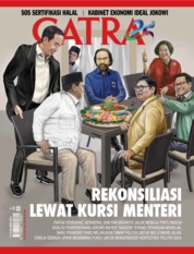 GATRA Magazine Cover ED 51 October 2019