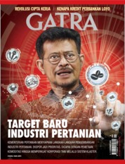 GATRA Magazine Cover ED 06 December 2019
