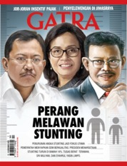 GATRA Magazine Cover ED 07 December 2019
