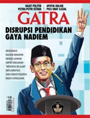 GATRA Magazine Cover ED 08 December 2019