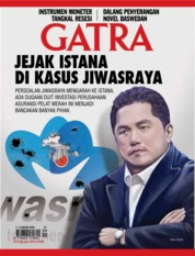 GATRA Magazine Cover ED 10 January 2020