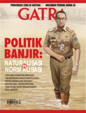 GATRA Magazine Cover ED 11 January 2020
