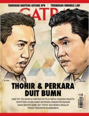 GATRA Magazine Cover ED 13 January 2020