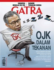 GATRA Magazine Cover ED 16 February 2020