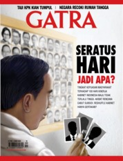 GATRA Magazine Cover ED 18 February 2020