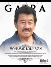 Cover Majalah GATRA ED 24 April 2020