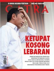 GATRA Magazine Cover ED 30 May 2020