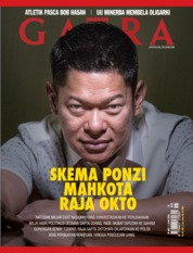 GATRA Magazine Cover ED 31 May 2020