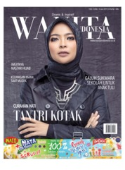Wanita Indonesia Magazine Cover ED 1502 May 2019