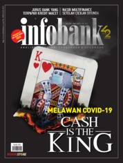 Cover Majalah infobank April 2020