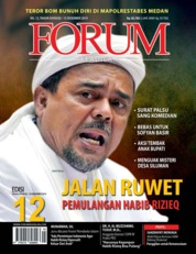 Forum Keadilan Magazine Cover ED 12 December 2019