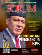 Forum Keadilan Magazine Cover ED 02 May 2020