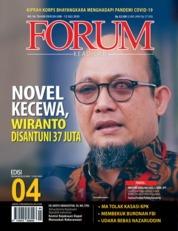 Forum Keadilan Magazine Cover ED 04 June 2020
