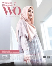 Cover Majalah Women's Obsession ED 63 Mei 2020