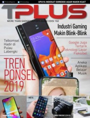 TPLUS Magazine Cover ED 102 April 2019