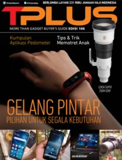 TPLUS Magazine Cover ED 106 August 2019